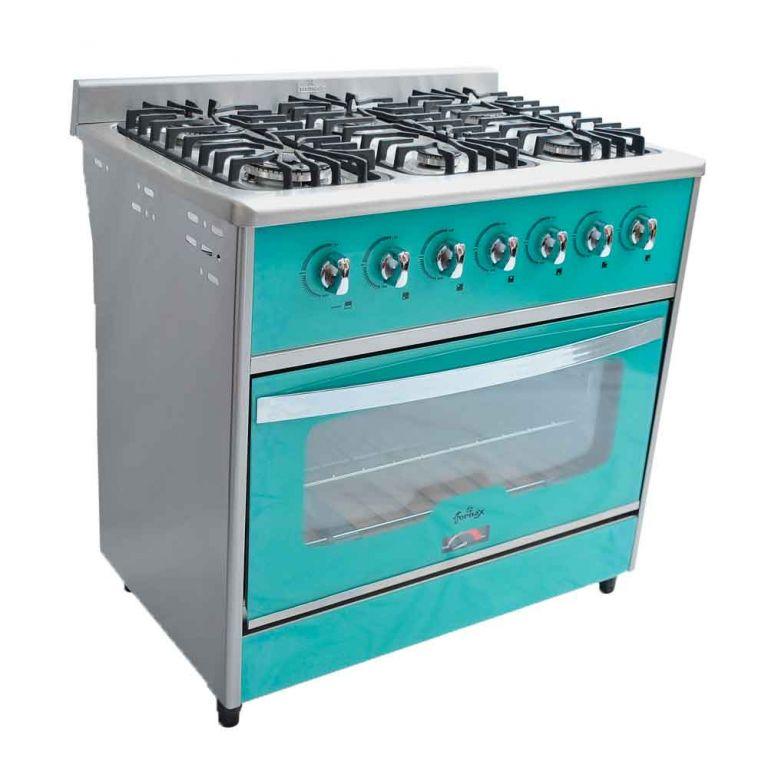 Cocina Fornax CA90TU 90cm